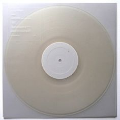 Revep EP album cover This beauty is the 2006 super-limited transparent vinyl version of Alva Noto & Ryuichi Sakamoto's Revep EP. Their label Raster Noton is well-known for their attention to album cover design, but they've gone all the way on this one.