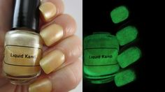 Liquid Kandi Nail Lacquer- The Summer Glow Collection (partial) Sunkissed Glow | Lustrous Lacquer