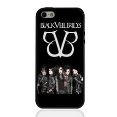 Black Veil Brides Iphone 5 5g Hard Case Cover by grand x, http://www.amazon.com/dp/B00EVKMSGE/ref=cm_sw_r_pi_dp_li5usb14P9HEZ