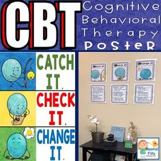 This cognitive behavioral therapy (cbt) resource includes evidenced based tools to help one identify and dispute their negative thoughts with the purpose of Cbt Therapy, Therapy Worksheets, Therapy Tools, Therapy Activities, Cognitive Distortions, Cognitive Behavioral Therapy, Elementary School Counseling, School Counselor, Group Counseling