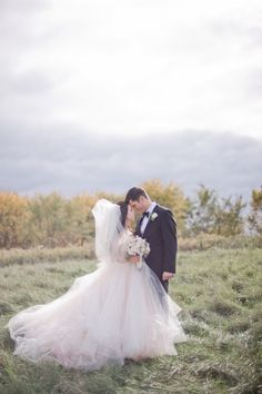 A Gorgeous Fairytale Wedding With a Princess Dress to Match - Bridal Musings Wedding Blog