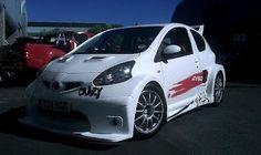 2008 Toyota Aygo Crazy Concept