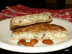 Almond Chicken Salad Sandwiches