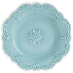 Lacy Dessert Plate