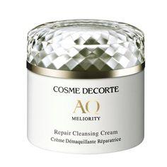 Cosme Decorte AQ Meliority Repair Cleansing Cream #CosmeDecorte