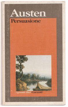 J. Austen Persuasione Garzanti ed. 1998 4° edizione   L5718
