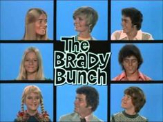 The Brady Bunch Opening and Closing Theme 1969 - 1974 Eve Plumb, Robert Reed, Maureen Mccormick, Tv Themes, The Brady Bunch, Carol Ann, Newest Tv Shows, Three Daughters, Two Story Homes