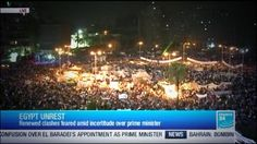 Egypt Unrest / France24 (English)