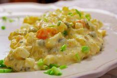 Zemiakový šalát | Pečené-varené.sk