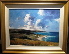 Herman Pekel rare original oil titled Far Horizons . Australia, Oil, The Originals, Painting, Image, Painting Art, Paintings, Painted Canvas, Drawings