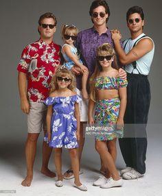 Mary-Kate Olsen, John Stamos, and Dave Coulier in Full House Full House Memes, Full House Funny, Full House Quotes, Tio Jesse, Uncle Jesse, Full House Cast, Full House Tv Show, Full Cast, Dj Tanner