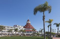 A view of Hotel del Coronado in San Diego, USA. The Wooden Victorian Beach Resort opened in 1888. Hotel del Coronado is California Famous Historical Landmark. Photo Kenny Tong / ShutterstockBlackstone Group is selling Strategic Hotels  R...