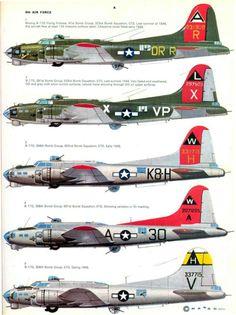S14 USAAF Bomber Markings & Camo 1941-1945 Vol. 2 Page 23-960