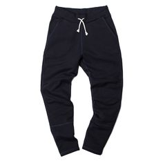 REIGNING CHAMP x NONNATIVE STUDENT PANT - NAVY | Reigning Champ