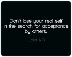 If you have to try that hard you look desperate. Be urself!! Personal Developmental Quotes #Quote