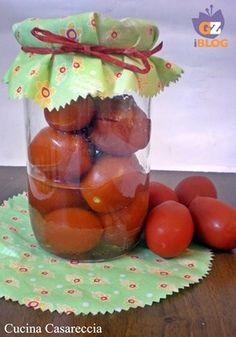 Pomodorini sottovuoto