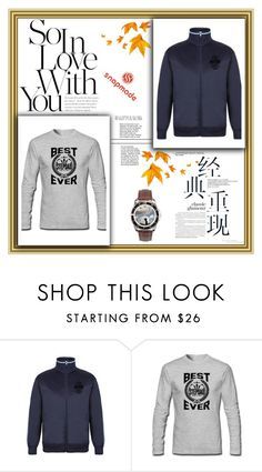 """""""MAN"""" by fashionista13245 ❤ liked on Polyvore featuring Ever Men's, men's fashion and menswear"""