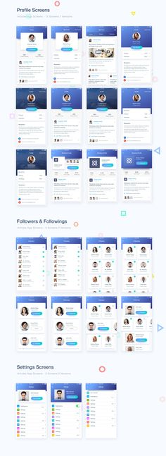 Articlex is an article/blog app as well as a hybrid iOS app design platform. Most of the section's design can be used for another platform easily. It is simple and user-friendly with the cool interface. Basically, this app design platform will show how th…