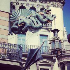 Barcelona, Spain (photo by A.Karońska) www.mymalaga.pl