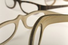 Formed ply wood - glasses