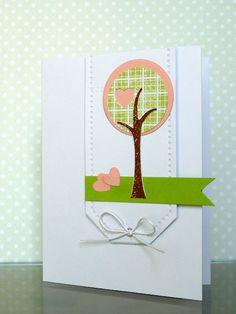 Kreativne iskrice: Tree with hearts