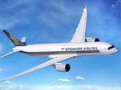 Singapore Airlines envoie ses A350 à Moscou et Tokyo