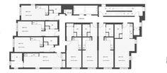 High density housing floor plans