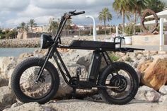 The MOKE- The Micro Urban Utility Bike: The coolest urban e-bike ever! | Urban Drivestyle Mallorca- + E-bikes, Skates and scooters for rent. Cool bike shop and tours in Palma de Mallorca
