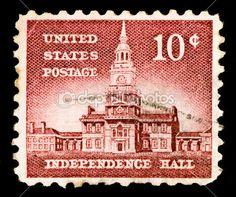 Vintage US postage stamp — Stock Image #1138526