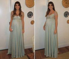 Madrinha grávida: qual vestido usar? - Madrinhas de casamento