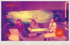 Imagen: Presentación de EDUCAmac – Talleres 2014 ante los medios de comunicación de Salta | Lugar: macsa – Museo de Arte Contemporáneo de Salta | Salta, Argentina.
