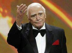 Ernest Borgnine... we will certainly feel his loss!