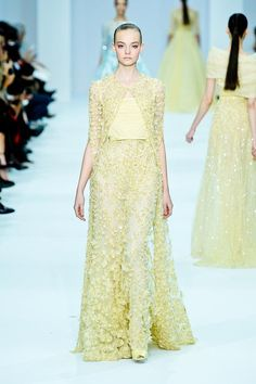 Elise Saab Haute Couture spring 2012
