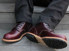 Red Wing Beckman boot