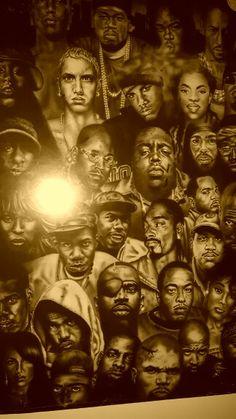 Hiphop Poster #hiphoplegends
