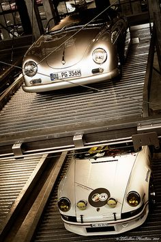 Porsche 356-911 by Thorsten Haustein, via Flickr
