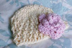Deeply Textured Hat - Newborn
