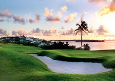 Golf Resorts and the Golf Courses In Bermuda