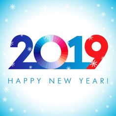 486 best Happy New Year 2019 Images images on Pinterest in 2018