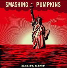 Smashing Pumpkins album cover