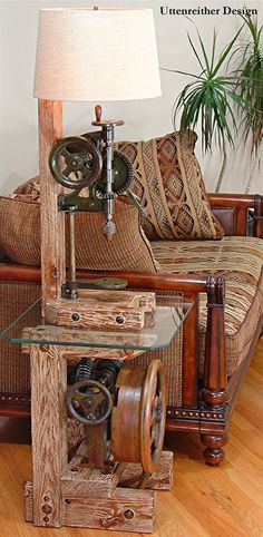 Country Lamps On Pinterest Primitive Lamps And
