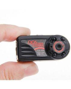 SD 8GB MINI DV MD80 FULL HD 1920*1080 NIGHT VISION MICRO CAMERA SPY 12 MPIXEL