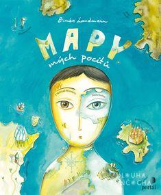 Mapy mých pocitů (3-6) - Kouzelná kniha představuje množství odstínů jednotlivých emocí od radosti, studu, údivu astrachu až klásce.Dítě se vypravuje na cestu, která vede ke zkoumání míst vjeho nitru. Jedinými slovy této jinak tiché knihy jsou označení mí... Flower Power, Illustrator, Silent Book, My Emotions, Greatest Adventure, Mystery, Novels, This Book, Books