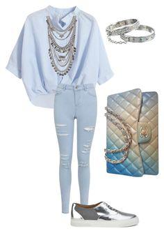 """Azul   Blue   Bleu   Azraq"" by mavi-carrasquilla on Polyvore"