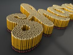 Joe Ski pencils-sharpened