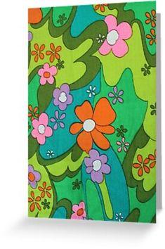 Y2k Flower Greeting Card & Postcard by xojulia
