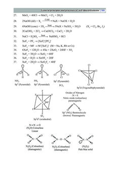 Class 12 Chemistry The P-Block Elements - Get here the Notes for Class 12 The P-Block Elements. Candidates who are ambitious to qualify the Class 12 with good s Chemistry Class 12, Class 12 Maths, 12th Maths, Chemistry Notes, Science Chemistry, Swami Vivekananda, Study Hard, Study Materials