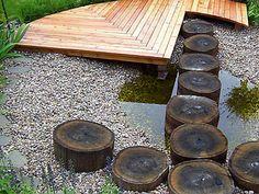 Architektura ogrodowa, tarasy Tychy