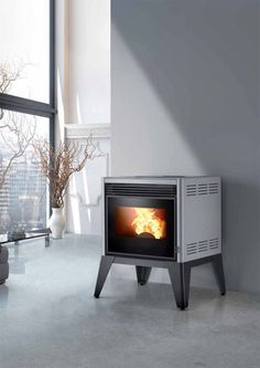 Best inspirations on pinterest pellet stove wood burner and home furniture - Pellet stoves for small spaces set ...
