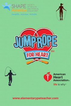 Jump Rope For Heart (JRFH) Activities! #physed